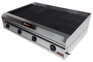 Char Broiler Di Cozin a Gás CBD-860 - de Bancada - Grelhas Total