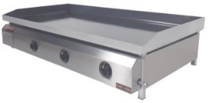 Chapa Bifeteira Di Cozin a Gás CHD-1000 - de Bancada