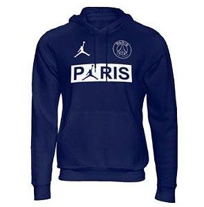 Moleton Canguru Blusa De Frio PSG Paris jordan Masculino Unisex