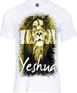 Camiseta Leão de Judá Tribo de Judá Evangélica Religiosa