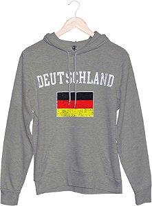 Moletom com capuz forrado Unissex Alemanha