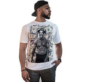 Camiseta Seu Madruga Funkeiro Bombado Tatuado Série Chaves