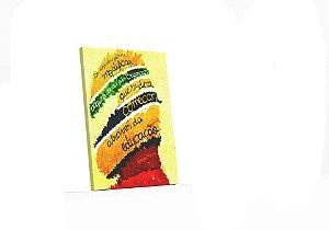 Quadro Tela Digital Canvas Capacete Senna educação  50x40