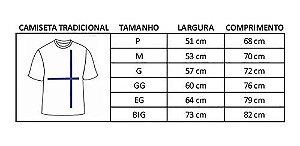 Camiseta Masculina Lula Presidente 2021 Pt