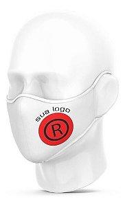 Máscara Respiratória Personalizada Algodão Tema Ou Logo