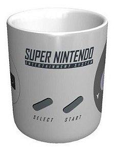 Caneca Personalizada Controle Nintendo Retro Promoção