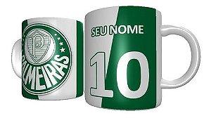 Caneca Personalizada Palmeiras Promoção