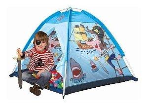 Barraca Infantil Toca Cabana Tenda Menino