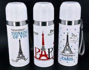 Garrafa Térmica 500ml Inox Paris Flask Vacuum