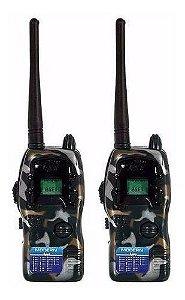 Rádio Walk Talk (walkie Talkie) Infantil  Camuflado