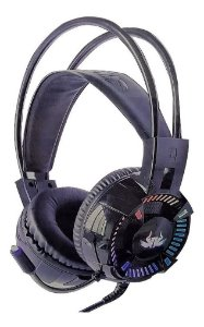 Fone De Ouvido Gamer 7.1 Sound Effect Knup Kp-464