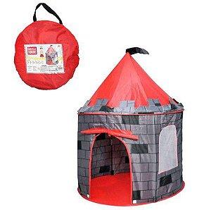 Barraca Toca Castelo Do Príncipe - Dm Toys