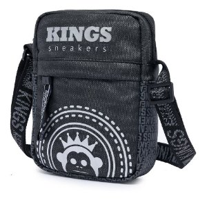 Bolsa Transversal Shoulder Bag Kings Sneakers