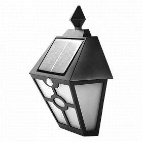 Balizador Arandela Colonial Led Solar C/ Sensor De Presença