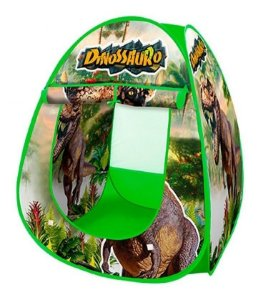 Barraca Infantil Grande Casinha Dino Dinossauros Divertido