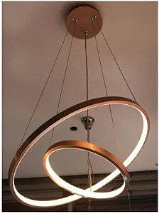 Luminária de led com aro METALICO XIAOMI