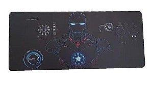 Mouse Pad Gamer Extra Grande 70cm Homem De Ferro