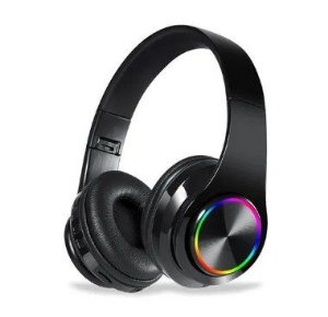 B39 Rgb Luminoso Sem Fio Bt 5.0 Gaming Headset