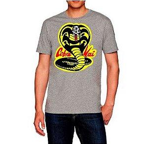 Camiseta Cobra Kai Camisa Da série Karatê Kid Série Netflix