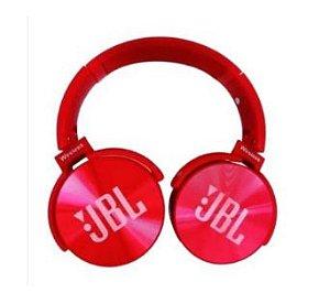 Fone de Ouvido Bluetooth Sem Fio JBL Everest jb950 Wireless Radio FM Mp3 Cartão Memória