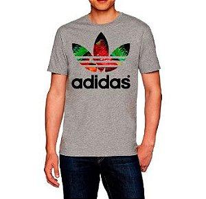 Camiseta camisa Casual Adidas