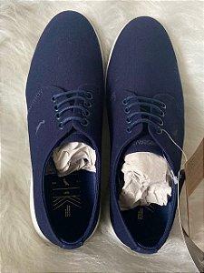 Sapatênis Masculino Azul Marinho