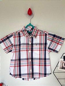 Camisa Infantil Tommy Hilfiger