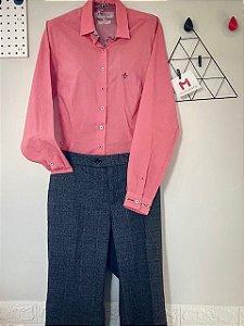 Camisa Rosé Dudalina