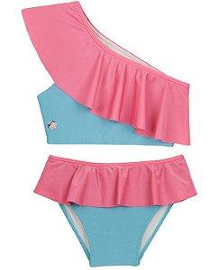 Bikini Kelly Rosa