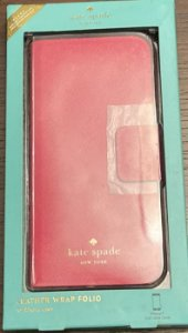 Capa de Iphone 7 Kate Spade com abertura