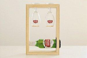 Suporte para taças e garrafas