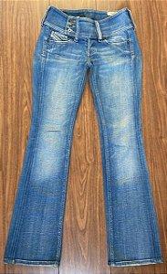 Calça Jeans Diesel Cintura Baixa