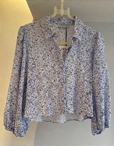 Camisa Cropped Feminina