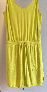Vestido  Verde de Alcinhas