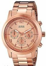 Relógio Guess Unissex Rosê Gold