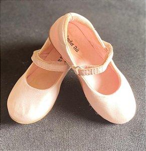 Sapato Infantil Rosa Claro