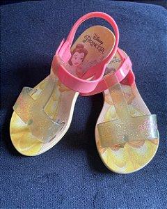 Sandália Disney Princesas