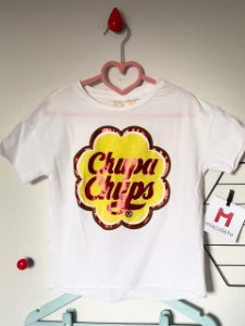 Camiseta Infantil Zara Chupa Chups