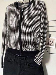 Blusa em Tricot Zara