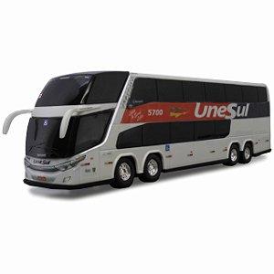 Ônibus em Miniatura Unesul 1800 DD G7