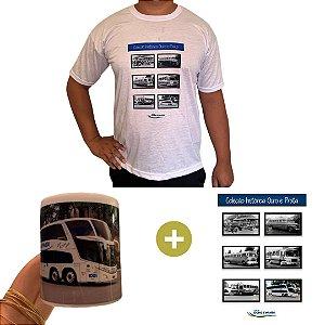 Série Histórica 2019 (1 Camiseta + 1 Poster + 1 Caneca Carro 2019)