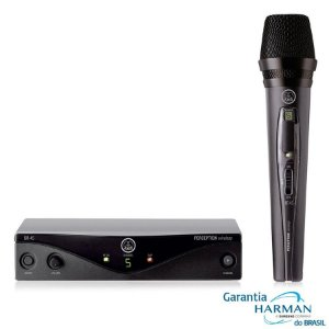 MICROFONE SEM FIO UHF PW-45 VOCAL SET B1 - AKG