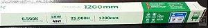 LÂMPADA TUBULAR T8 18W LED 6500K BIVOLT INMETRO SKYPIX