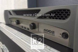 Amplificador Xti 4002 Crown
