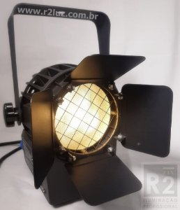 Fresnel 150w Led ww Dmx Ah Light