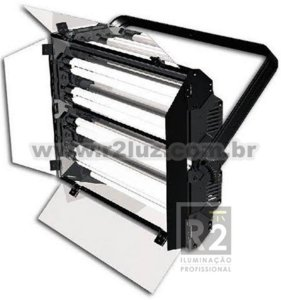 STUDIO LIGHT REFLETOR DE LUZ FRIA 4X55W