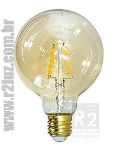 LAMPADA FILAMENTO LED 8W G95 CTB