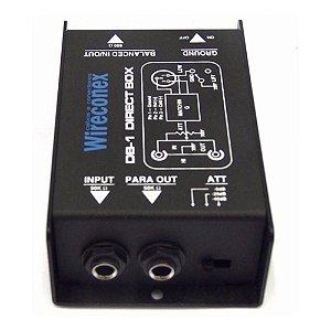 Direct Box Wdi600 Passivo Wireconex