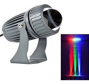 REFLETOR 10W LED 3.000K 10 GRAUS IP65