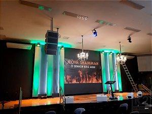 Igreja do Evangelho Quadrangular- Unidade Vale do Jatoba